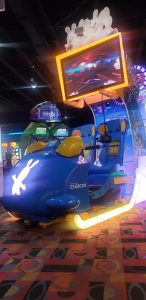 VR Arcade game